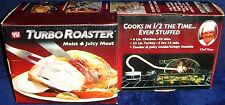 Brand New in Box•Chef Tony•Turbo Roaster•As Seen on TV•Model TR6•Turkey•Chicken