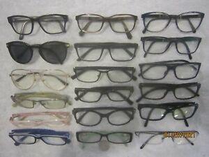 Mix Lot of 18 Michael Kors-EA-GA-A/X-Prada-Tiffany & Co-Burberry Eyeglasses SEXY