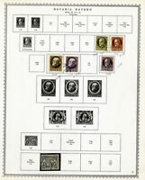 Germany 1800s to 1970s Loaded Stamp Collection Variety of Areas