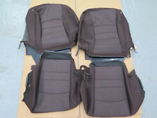 2013 2014 2015 2016 2017  Dodge Ram Factory Canyon Brow OEM cloth seat cover set