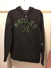 Hurley Full Zip Hoodie Men's Size M WOW! $33 Savings!