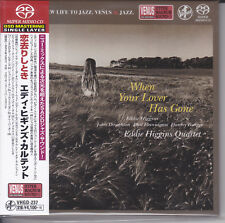 Eddie Higgins When Your Lover Has Gone Japan Venus Records Audiophile DSD SACD