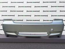 BMW SERIE 3 M3 E92 E93 2008-2013 Paraurti Posteriore In Argento FROZEN ORIGINALE [B837]