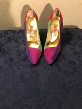 Multicolor Pumps 7