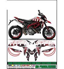 kit adesivi stickers compatibili  HYPERMOTARD 950 CONCEPT 03