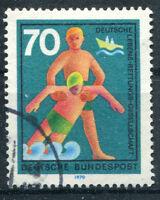 Bund 634 II gestempelt Plattenfehler neu PF BRD Rundstempel Michel -- . -- used