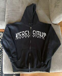 Rebel 8 2012 ERA hoodie Mike Giant Tattoo Girl Large