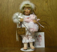 Boyds Yesterday's Child Porcelain Doll #4703 Tina w/ Tutu.Just Bearly Ballet