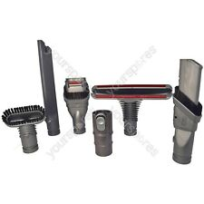 Dyson Vacuum Cleaner Complete Tool Accessories Set Fits DC08T and DC11