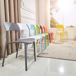 Sedia In Polipropilene da Interno Esterno Alabama Sedie da Pranzo Design Modern