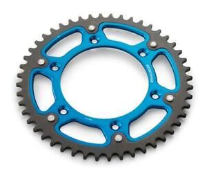 HUSQVARNA OFFICIAL OEM GENUINE SUPERSPROX 52T SPROCKET BLACK /BLUE 8131095105268