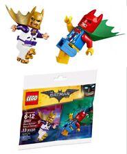 LEGO 30607 The Batman Movie Disco Batman & Tears Of Batman 2 Figures Sealed
