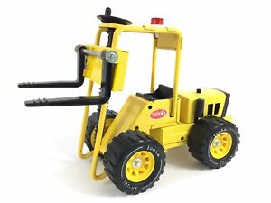 VINTAGE TONKA STEEL FORKLIFT #52900 EXCELLENT WORKS GREAT!! ~FAST~FREE~SHIPPING~