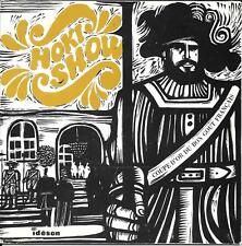 EP PUBLICITAIRE CHASUSSURE HOKI--PIERRE TCHERNIA & CORA VAUCAIRE--1968