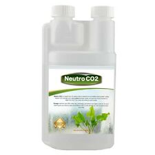 NEUTRO CO2-facile LIQUIDO Carbonio Acquario Fertilizzante Piante 500ML piccole