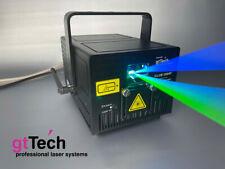 3W RGB Showlaser Club 3000F 40kpps bei ILDA 8 Grad, DMX, AUTO, Sound, SD-Card