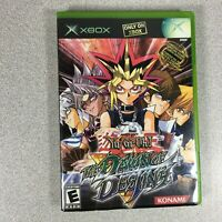 Yu-Gi-Oh The Dawn of Destiny Video Game (Microsoft Xbox 2004) No Manual or Cards