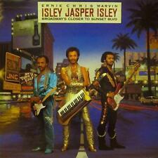 Isley Jasper Isley(Vinyl LP)Broadway&'s Closer To Sunset Blvd-Epic-UK-Ex/NM
