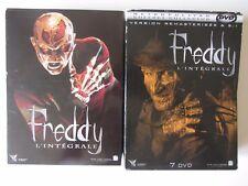 Freddy l'intégrale de Wes Craven avec Robert Englund, coffret 7DVD, Horreur
