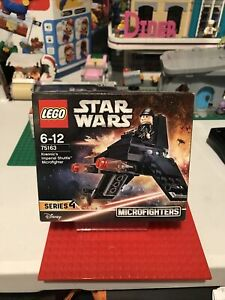 Lego Star Wars Series 4 Microfighters 75163 - Krennics Imperial Shuttle - New
