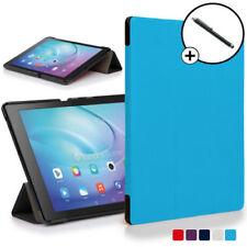 Custodie e copritastiera Pieghevole Per Huawei MediaPad in pelle per tablet ed eBook