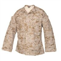 Tru-Spec Military Uniform Jacket Blouse Shirt Fatigues Desert Marpat Camouflage