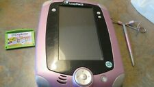 LeapFrog LeapPad2 Kids' Learning Tablet with Crayola Art Adventure  game