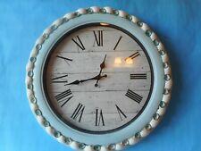 Sea Shell Wall Clock - Artist Created-Coastal Decor