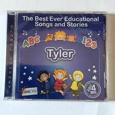 The Best Ever Educational Songs & Stories Personalized CD, For TYLER