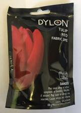 Dylon MACHINE Fabric Dye 100g - TULIP RED