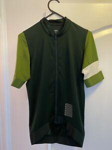 Rapha Pro Team Training Jersey, Small, Dark Green/Green