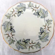 Royal Albert Silver Maple Bread and Butter Plate Bone China England