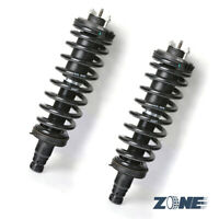 Front pair Complete Strut Assembly w/ Spring For 2002-2009 Chevrolet Trailblazer