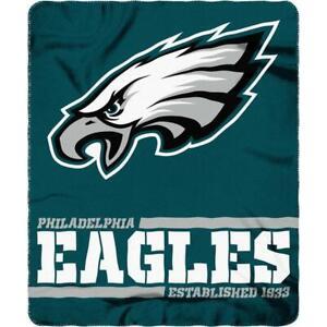Philadelphia Eagles Fleece Throw Blanket