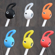6 Pairs Silicone Earbuds Eartips For iPhone 5 6 7 Plus Earphone EarPods Ear Gel