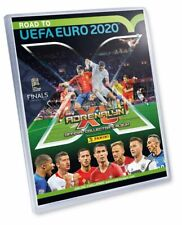 Panini Adrenalyn XL ROAD TO UEFA EURO 2020 BINDER + all 369 CARDS + 5 LIMITED
