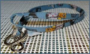 Vera Bradley CAT'S MEOW Lanyard w/ Key Ring & Clip 🐾 Limited Edition New w/Tag
