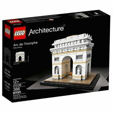 LEGO Architecture Arc de Triomphe (21036) Free 2-3 day Priority Shipping!