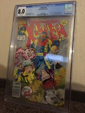 1992 Marvel X-Men #8 1st App. Bella Donna Boudreaux Jim Lee Hot Key Rare CGC 8.0