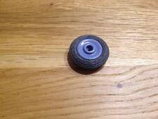 Roue de 26mm, pneu & jante bleu pour Schuco Akustico 2002, Examico 4001 Tyre