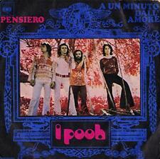 """Pensiero, a Un Minuto Dall'amore (Rsd 2019) (7"""") [lp_record] - I Pooh - 45 giri"""