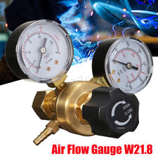 Argon Co2 MIG TIG 2 Gauge Welding Regulator Pub Gas Bottle Pressure Reducer AU