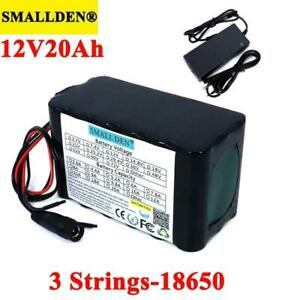 11.1v/12v 20ah  Rechargeable Battery 20000mah With Pcb For Hernia L