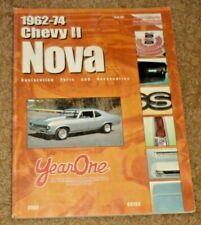 2002 Year One Catalog 1962-74 Chevy II Nova Parts Accessories Restoration R6102