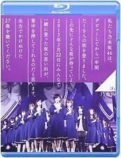 New Nogizaka46 1ST YEAR BIRTHDAY LIVE 2013.2.22 MAKUHARI MESSE Blu-ray Japan F/S