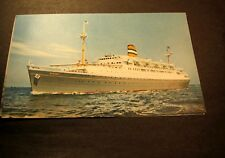 Old Post Cards Ryndam  Holland-American Line PA4