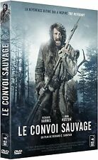 "DVD ""Le convoi sauvage"" -Richard Harris- John Huston NEUF SOUS BLISTER"