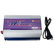1000W watt Solar Grid Tie Inverter DC 22V-60V TO AC 110V/120V 92% Efficiecy