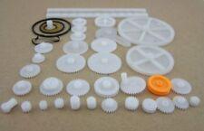 Plastic Gears gear rack pulley belt Worm Single double rod metal kit shaft b9