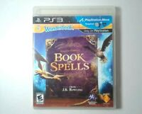 Wonderbook: Book of Spells (Sony PlayStation 3, 2012)